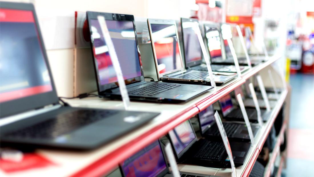 لپ تاپ استوک چیست